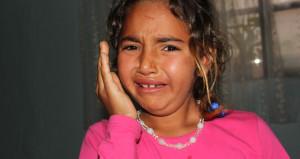 Ablası sirozdan ölen küçük Şule: Ablam gibi ölmek istemiyorum