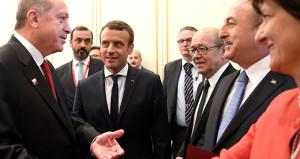 Fransız bakan, Cumhurbaşkanı Erdoğan'ı şaşırttı