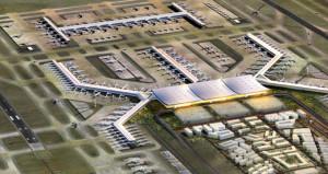 3. Havalimanı İpek Yolu'nu havadan kuracak