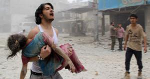 ABD'den Suriye'de yeni katliam: Çoğu kadın ve çocuk yüzden fazla ölü!