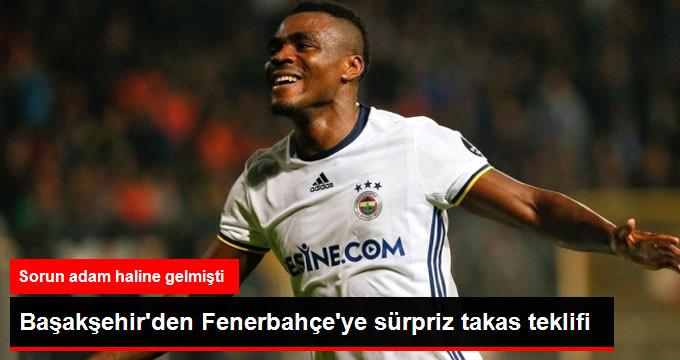 Başakşehir den Fenerbahçe ye sürpriz takas teklifi