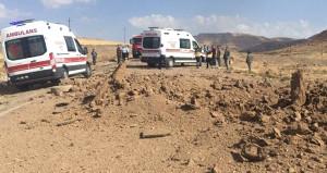Batmanda hain saldırı! PKK sivillere ait bir aracı vurdu