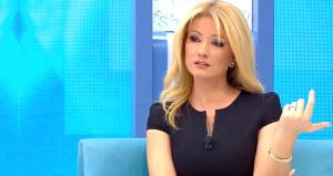 Canlı yayında Türk televizyon tarihine geçecek bir ilki başardı