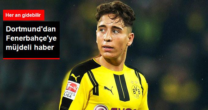 Dortmund dan Fenerbahçe ye müjdeli haber
