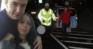 Esmer güzelle yakalanan Mustafa Ceceli, eşinden boşandı