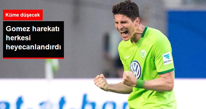 Gomez harekatı herkesi heyecanlandırdı
