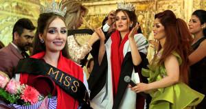 Irak'ın en güzel kızı Bağdatlı Viyan oldu