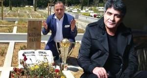 Kupayı İbrahim Erkal'a götüren başkandan sürpriz karar