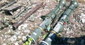 PKK'nın tanksavar füzeleri toprak altından çıktı!