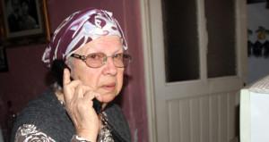 Yaşlı kadın, polisin sahtesine de gerçeğine de inanmadı!