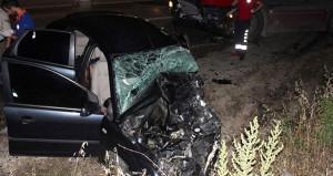 Yemek dönüşü feci kaza! Aynı aileden 4 kişi hayatını kaybetti