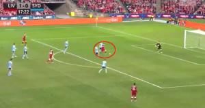 Yıllardır görmediğimiz golü Liverpool'un yıldızı attı