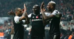 Beşiktaş'ta şok! Yıldız oyuncu sezonu kapattı