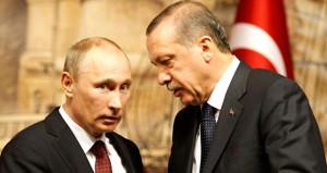 Erdoğan ve Putin arasında sürpriz görüşme
