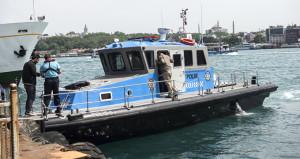 İstanbul Boğazı'nın ortasında tur teknesinde intihar girişimi