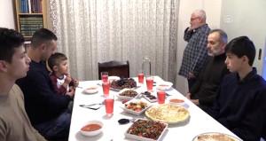 Ramazanın ilk iftarı Avustralya'da yapıldı