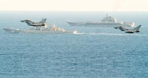 Rus uçakları sınıra yaklaşınca İngiliz jetleri acil koduyla havalandı