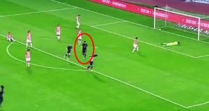 90+2'deki gole, Beşiktaşlı futbolcu dışında herkes sevindi