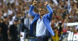 Beşiktaş tarihine adını altın harflerle yazdırdı