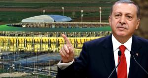 Erdoğan'ın çıkışı sonrası 4 stadın ismi tarih oldu