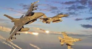 İHA'lar buldu, F-16'lar vurdu: Van'da 10 terörist öldürüldü!