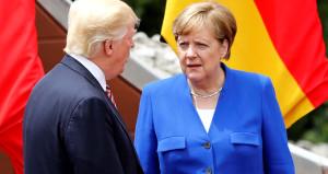 Merkel'den dengeleri değiştirecek açıklama: Artık ABD'ye güvenemeyiz
