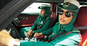 Hız rekorunu Dubai polisi kırdı!