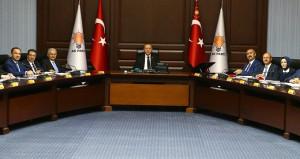 İşte Erdoğanın A Takımına yeni girenler ve liste dışı kalanlar