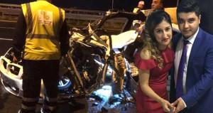 Bir ailenin yok olduğu kazada yürek burkan detay