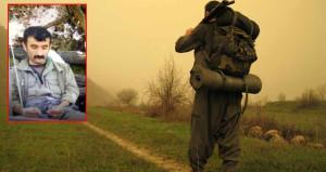PKKnın özel güç sorumlusu öldürüldü