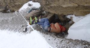 21 yıl önce ölen dağcının cesedini hala kaldırmadılar!