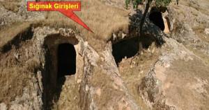 PKK'nın mağarasında ilk kez bulundu! Halka karışmak için kullanıyorlar