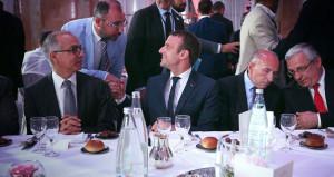 Fransa tarihinde bir ilk! Cumhurbaşkanı, Ramazan iftarına katıldı