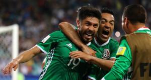 Meksika sürprize izin vermedi