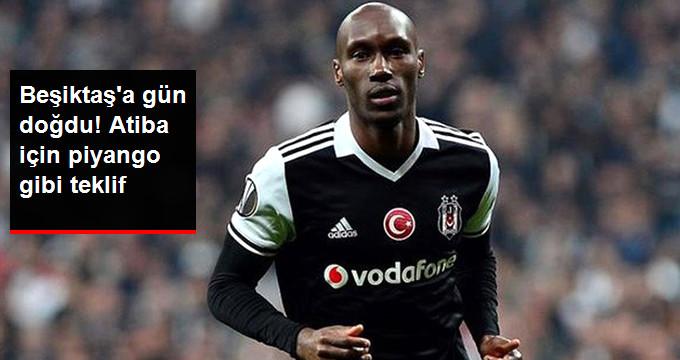 Beşiktaşa gün doğdu! Atiba için piyango gibi teklif