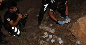 Fethiye'de akılalmaz kovalamaca! Polis her yerden para topladı