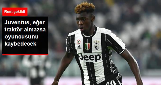 Juventus, eğer traktör almazsa oyuncusunu kaybedecek