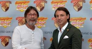 Süper Lig'in yeni ekibi Göztepe, hocasını buldu