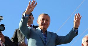 Erdoğan ABD'yi uyardı: Terör devleti kurarsanız mücadele farklı olur