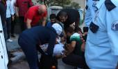 Magandalar terör estirdi, polise ateş eden saldırgan kendini vurdu