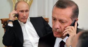 Putin'den Erdoğan'a Türk Akımı telefonu! Gemiden bilgi verdi