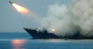 Son dakika! Rusya, DEAŞ'ı Akdeniz'den vurdu