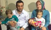 Yıllarca bebek bekleyen ailenin hayalleri acıya dönüştü