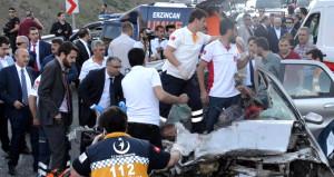 Bayram tatilinin ilk gününde ağır bilanço: 22 ölü, 114 yaralı