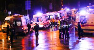 Beşiktaş saldırısında korkunç ayrıntı: Cesaret hapıyla patlamışlar