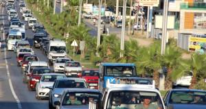 Bodrum'a giden tatilciler, 15 dakikalık yolu 4 saatte gidebildi!