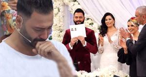 Esra Erol'da evlenen çiftin arası bozuldu! Caner eşine şiddet uyguladı