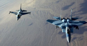 İsrail uçakları Esad rejimini bombaladı