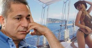 Malinin kızı teknede ateşli pozlar verdi! Babasını deli edecek