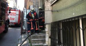 Rehin tutulan İranlı aile, kurtulmak için evi ateşe verdi!